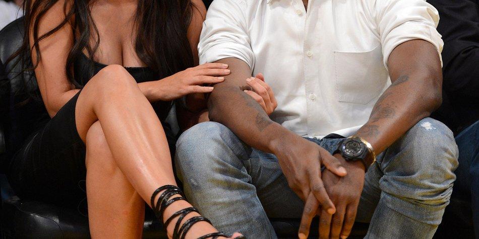 Kanye West: Die Sorge um North macht ihn paranoid