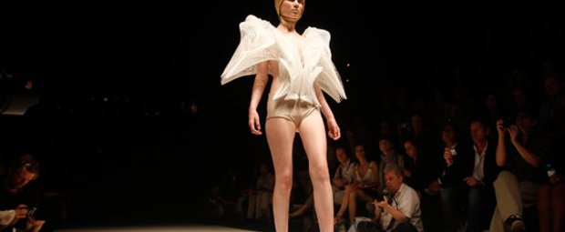 Iris van Herpen Berlin Fashion Week Juli 2012