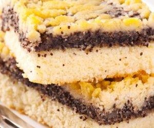 Leckerer Mohnkuchen