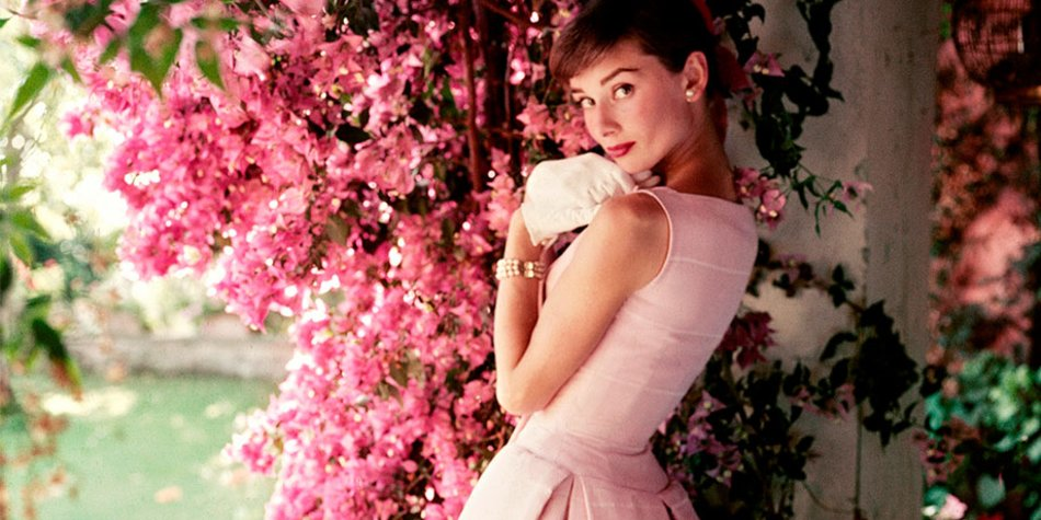 Audrey Hepburn by Norman Parkinson