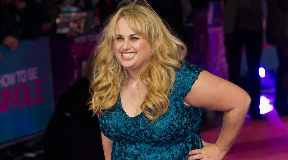 LONDON, ENGLAND - FEBRUARY 09: Rebel Wilson attends the European Premiere of 'How To Be Single' at Vue West End on February 9, 2016 in London, England. (Photo by Eamonn M. McCormack/Getty Images)