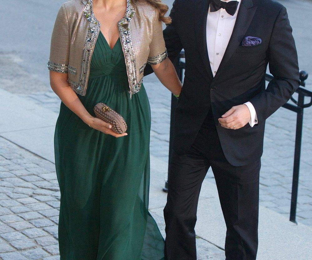 Prinzessin Madeleine: Endlich wieder mit Chris vereint!