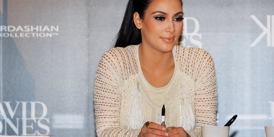 Kim Kardashian über ihre Ehen