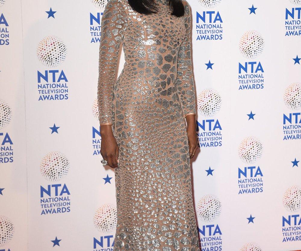 Naomi Campbell isst (fast) nichts