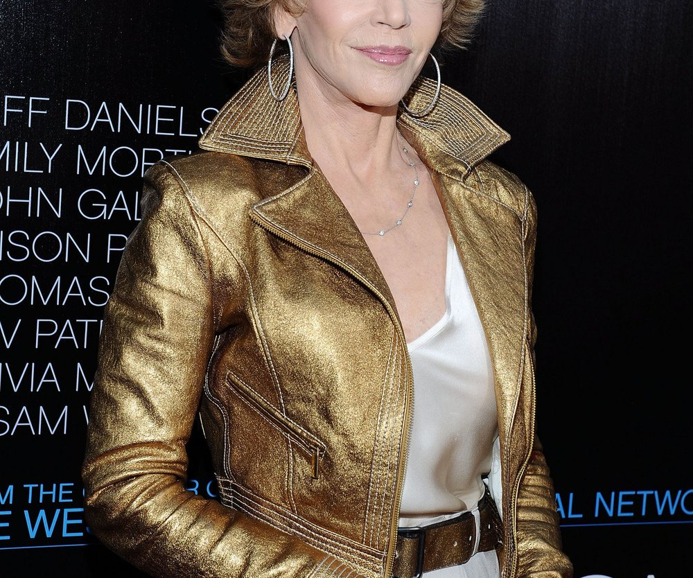 Jane Fonda: Hauptrolle in TV-Serie