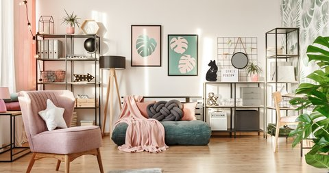 Wohnung einrichten: Hier findest du neue Inspiration  desired.de