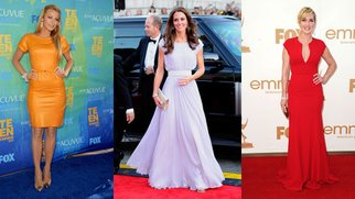 Kleider 2011 – Die schönsten Roben