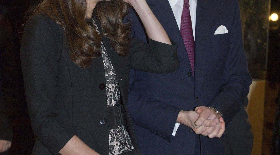 Prinz William hilft seiner Oma