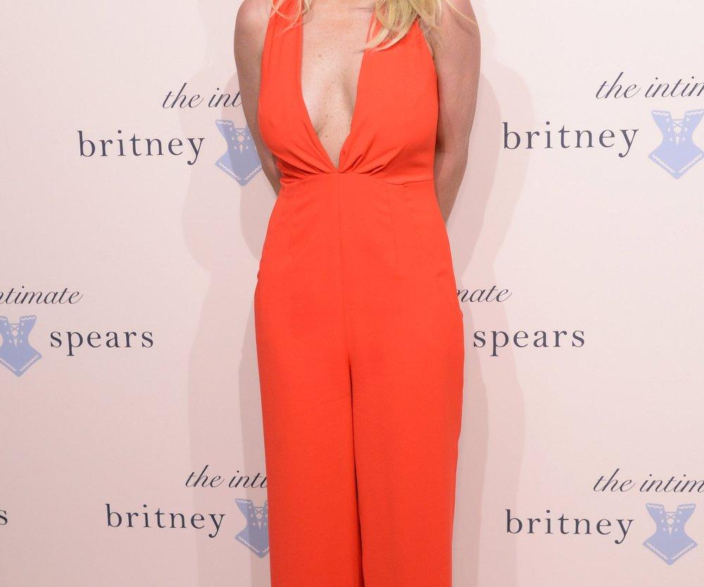 Britney Spears in Topform