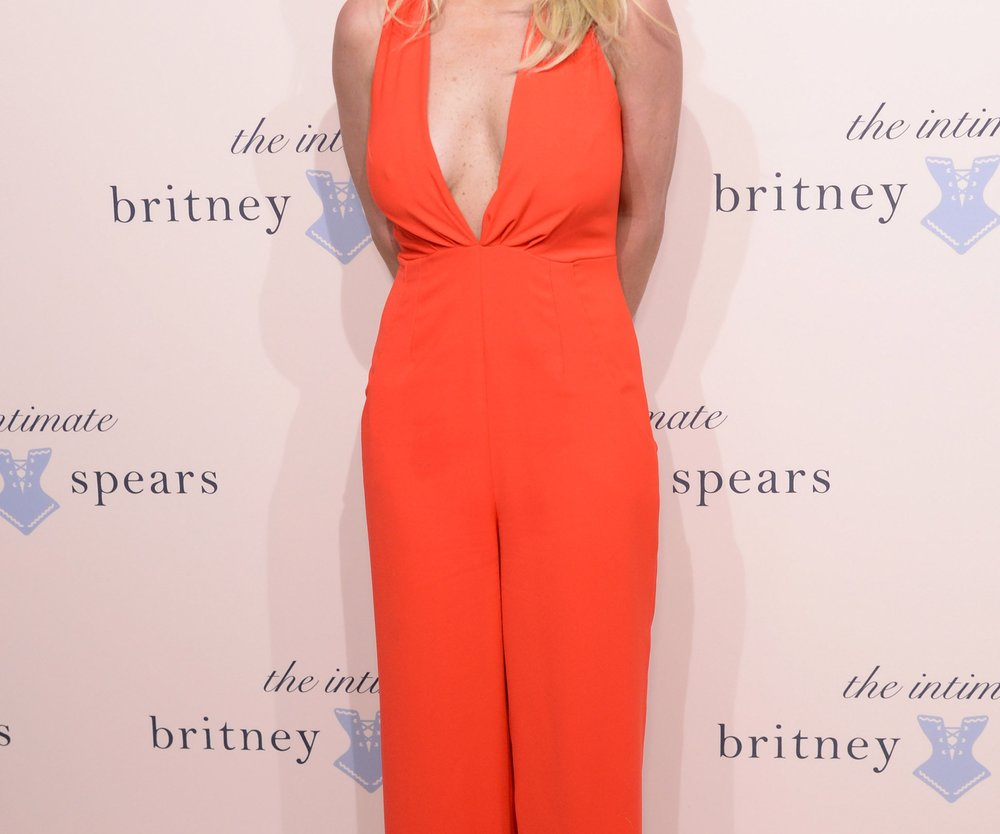 Britney Spears in Topform