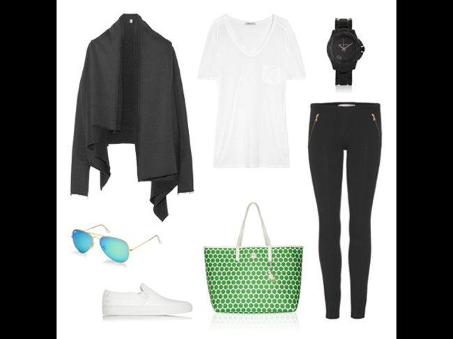 Common Projects, Emilio Pucci, Karl Lagerfeld, Michael Kors, OAK, Ray-Ban, T by Alexander Wang