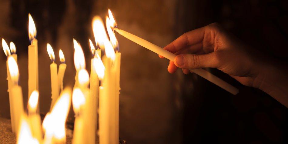 trauerlieder beerdigung