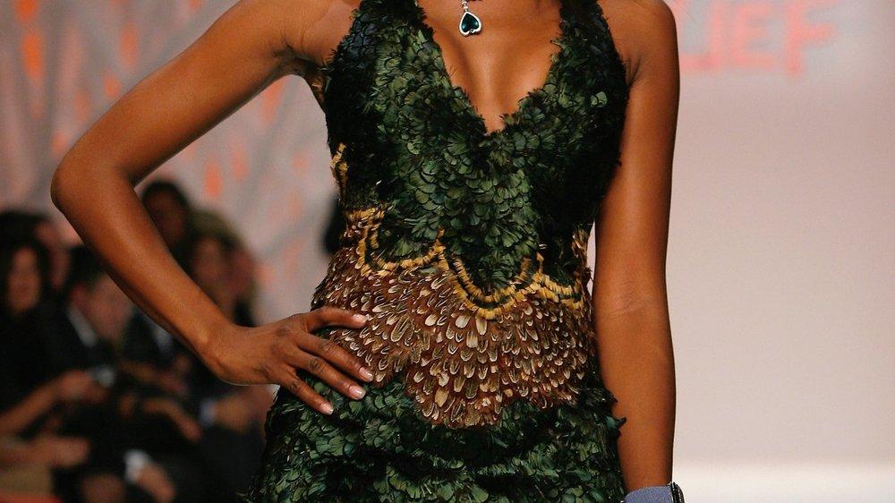 Naomi Campbell bereut ihre Vergangenheit
