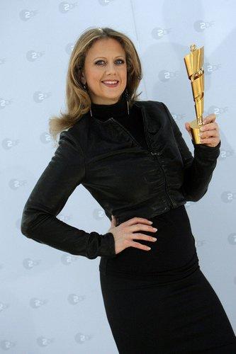 Barbara Schöneberger - Gewinnerin des Deutschen Filmpreises