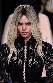 Kendall Jenner: Blonde Haare