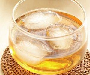 Eistee grüner Tee
