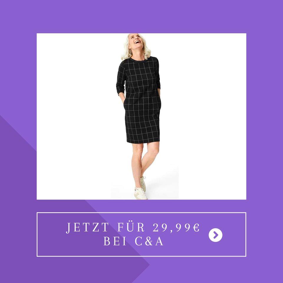 C&A Neuheit Dieses Sweatkleid wird zum Mega Trend   desired.de