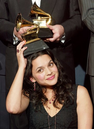 Norah Jones zog 1999 nach New York