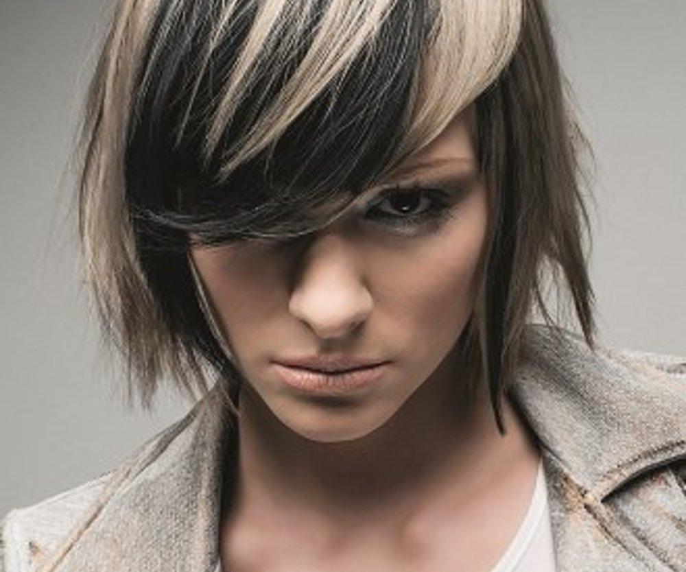 Kurze Haare Seitenscheitel Desiredde