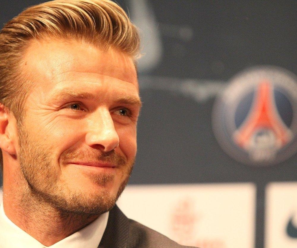 David Beckham bekommt Privatjet von Tom Cruise
