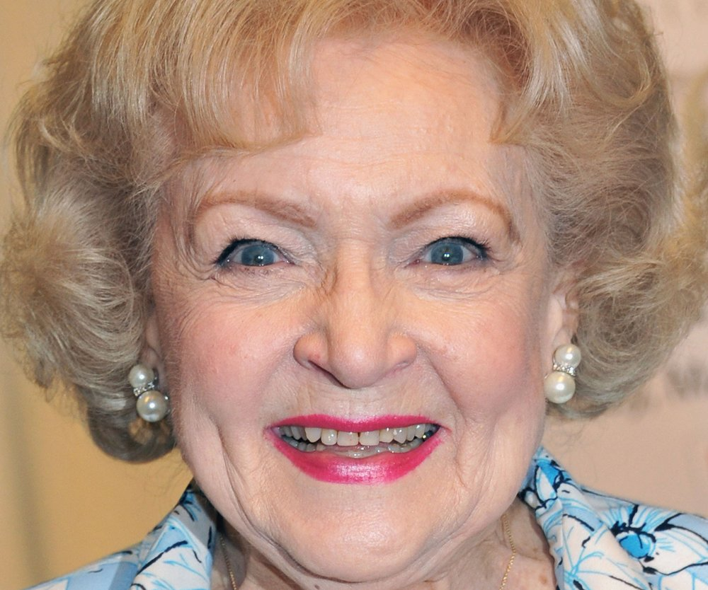 Betty White sagt Einladung ab