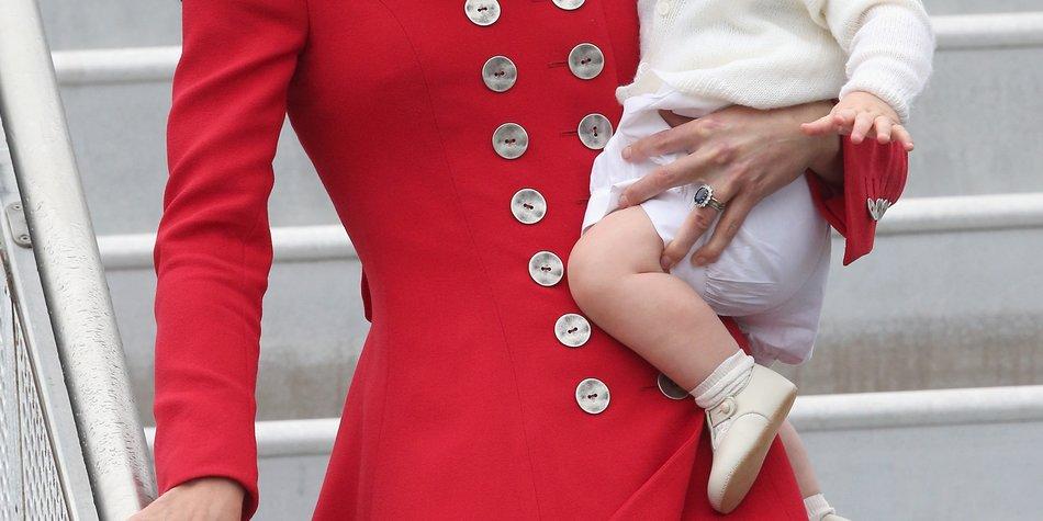 Kate Middleton: Ihre Familie tritt zum Staatsbesuch an
