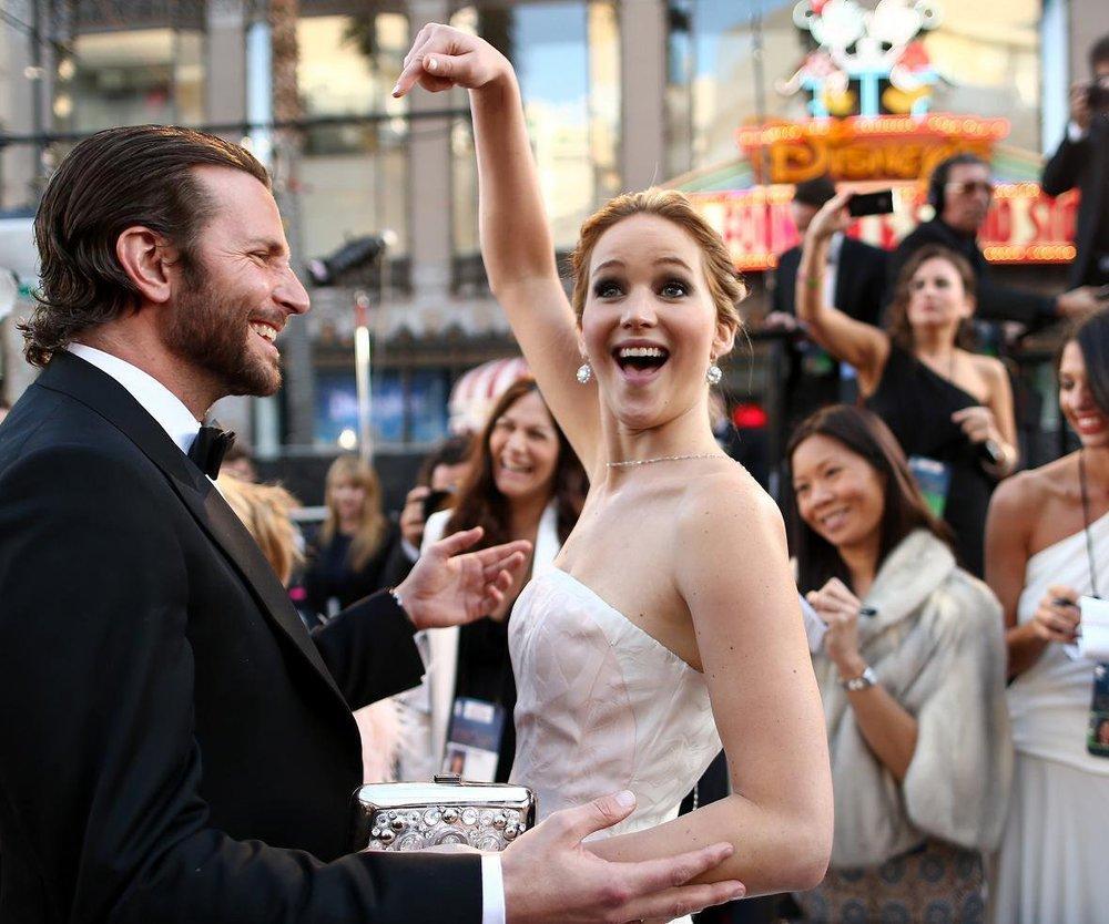 Jennifer Lawrence sucht Freundin für Bradley Cooper