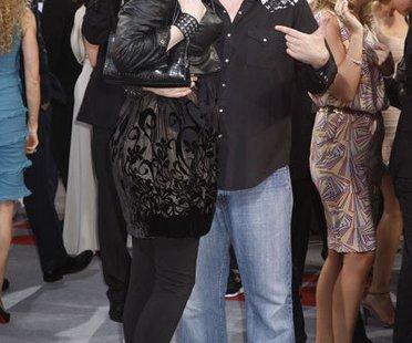 Quentin Tarantino und Tallulah Freeway