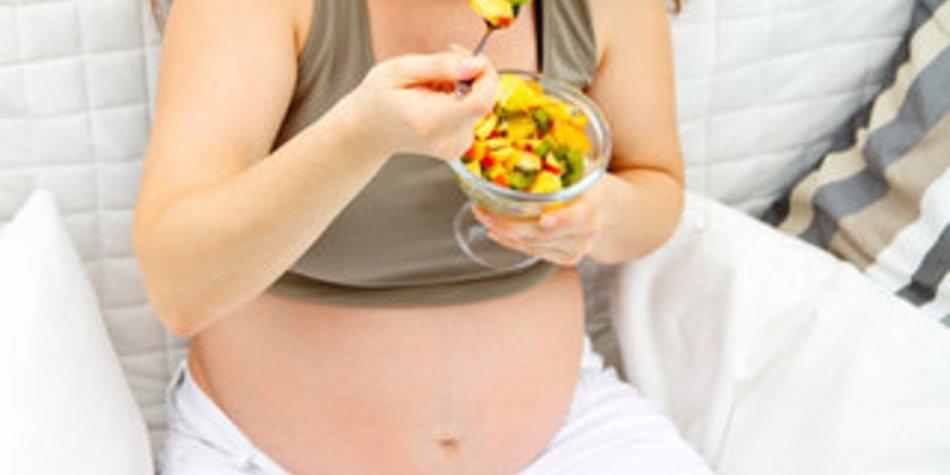 Schwangere leiden häufig an Vitamin D-Mangel