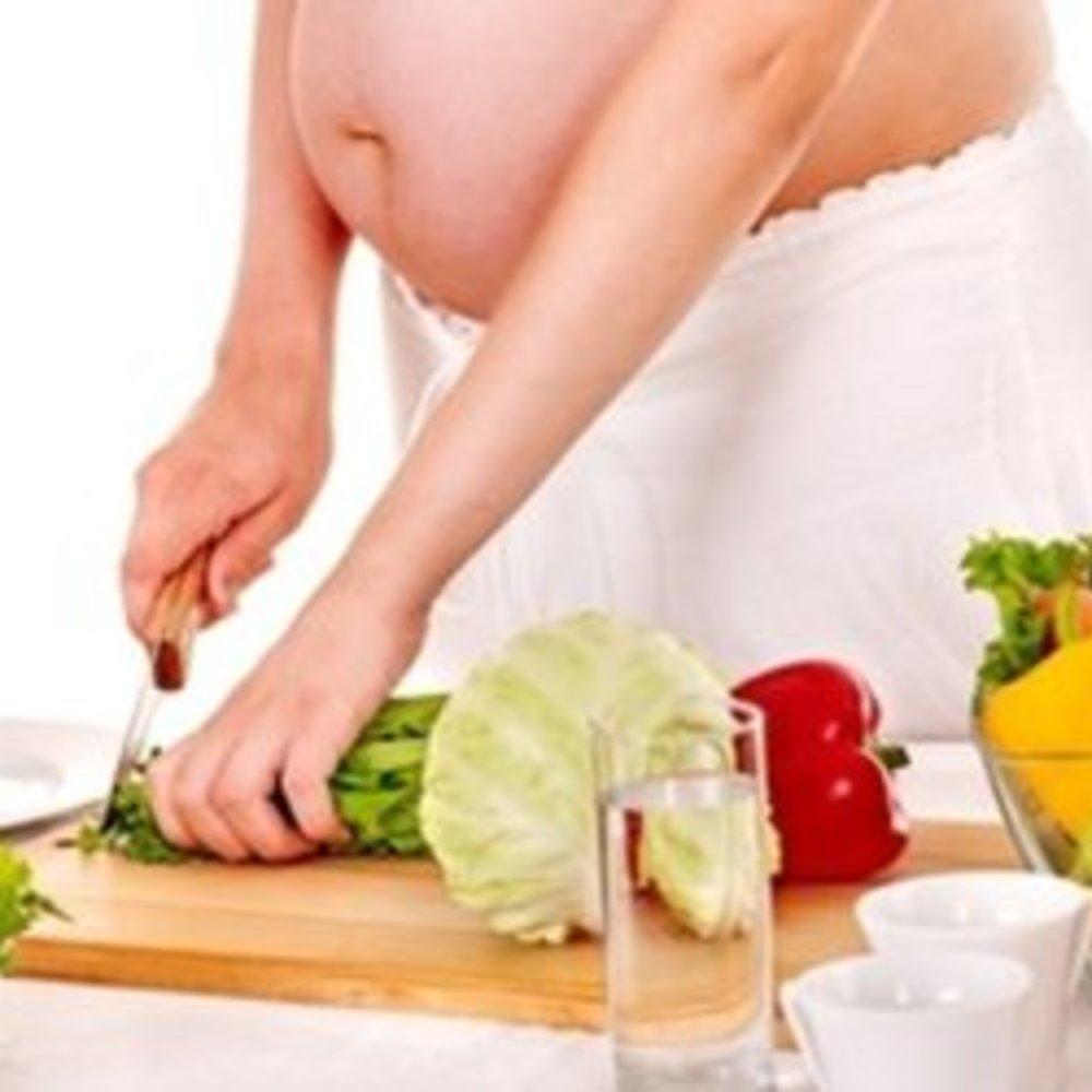 Ernährung in der Schwangerschaft - Der Test