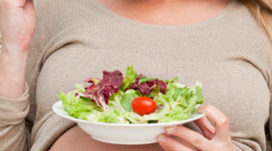 Gesunde Ernährung in der Schwangerschaft