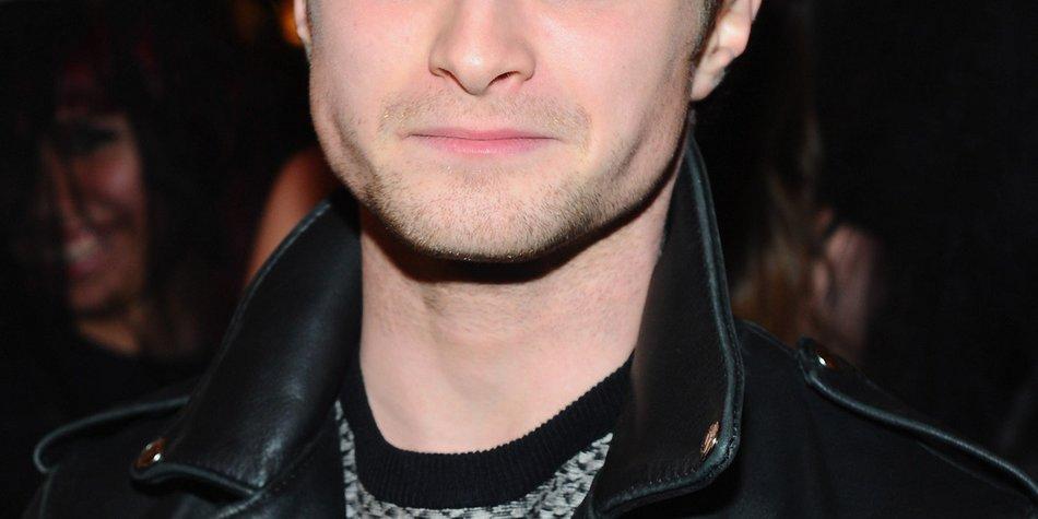 Daniel Radcliffe verbringt Valentinstag allein