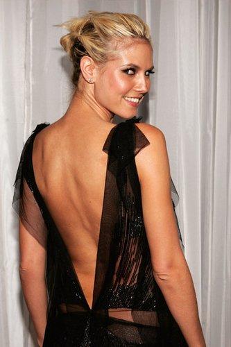 Heidi Klum bei den WMAs 2004