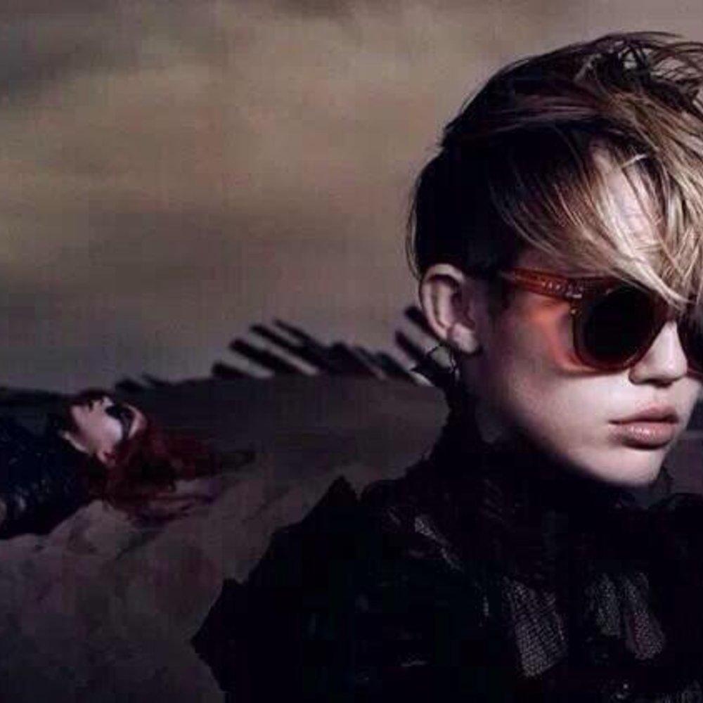 Miley Cyrus modelt für Stardesigner Marc Jacobs