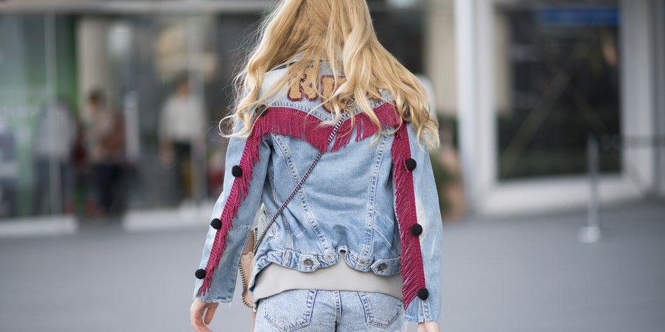 Modetrends, die dem Rücken schaden