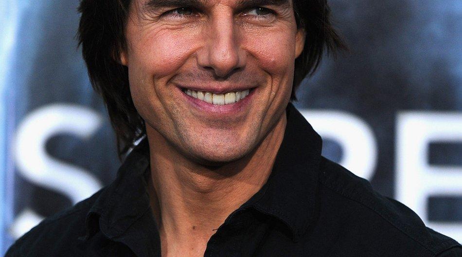 Tom Cruise fährt Formel-1