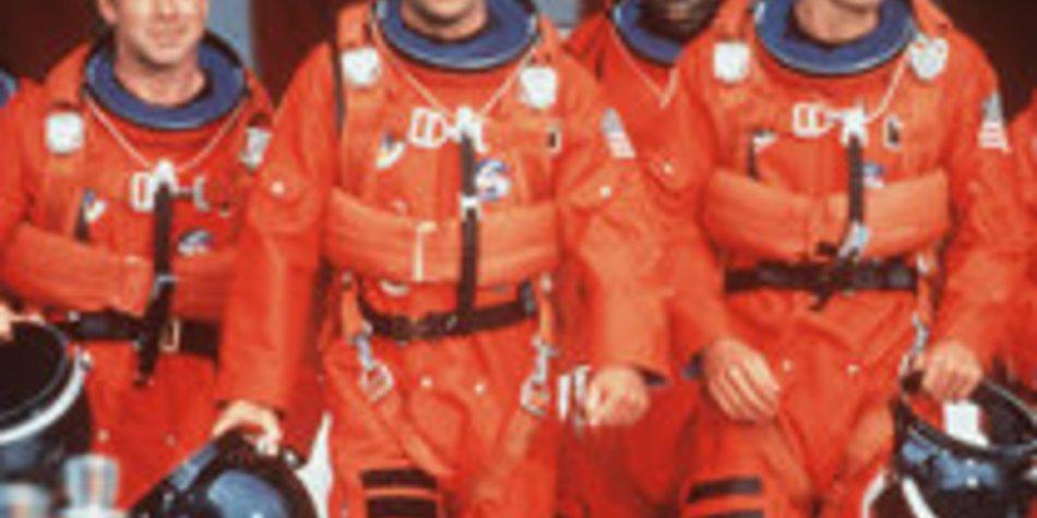"""Bruce Willis rettet in """"Armageddon"""" die Welt"""