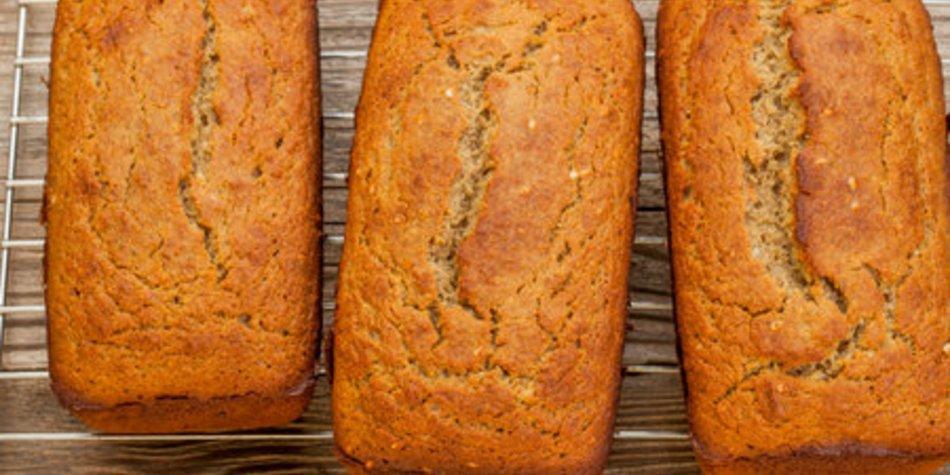 Low Carb Brot backen