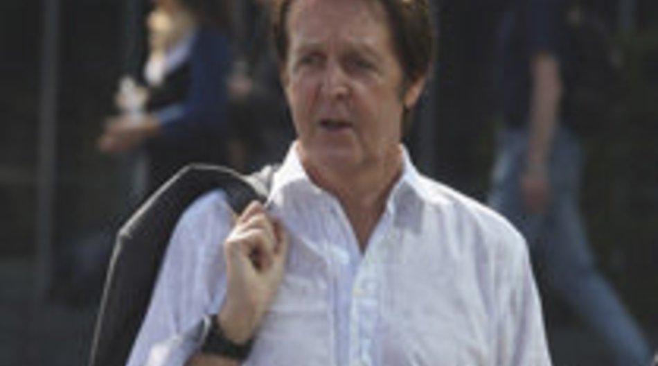 McCartney lädt ein