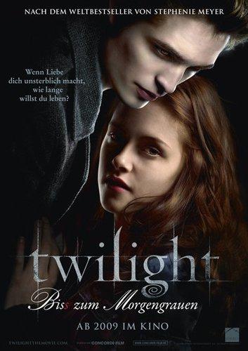 Twilight mit Robert Pattinson