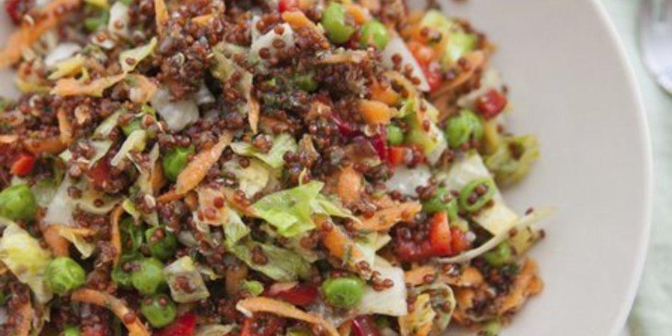 Quinoa Zubereitung