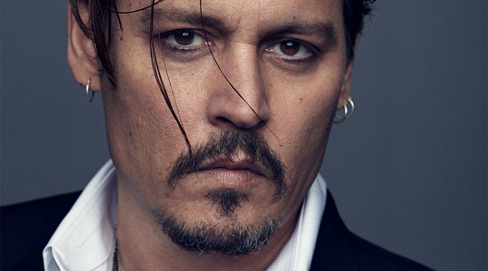 Johnny Depp für Dior