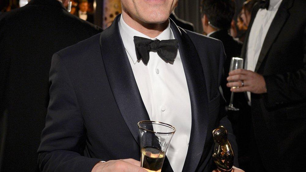 Christoph Waltz als Jurymitglied in Cannes