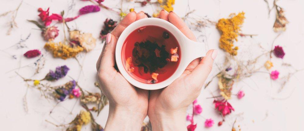 Tee gegen bauchschmerzen