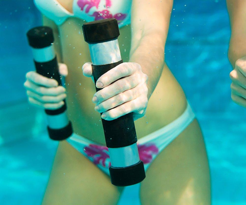 Unterwasser-Sport