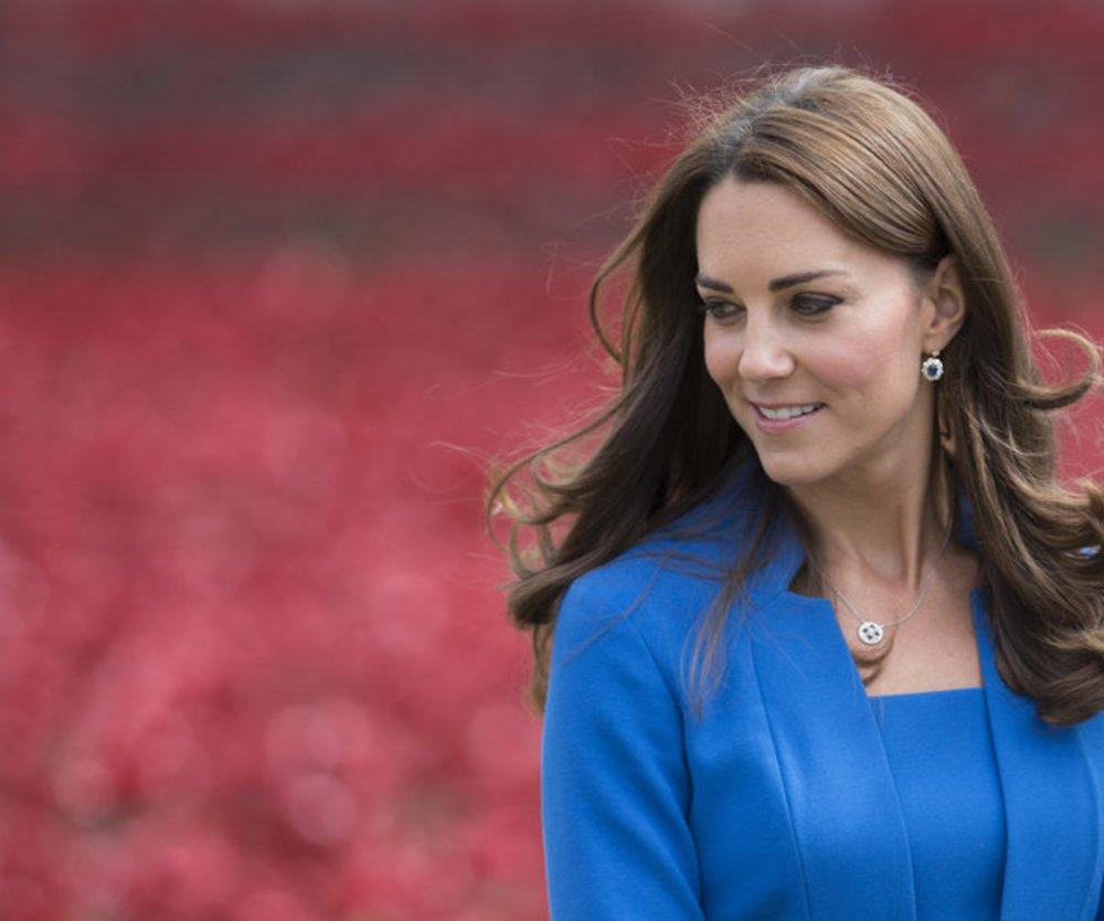 Kate Middleton erwartet ihr zweites Kind im April