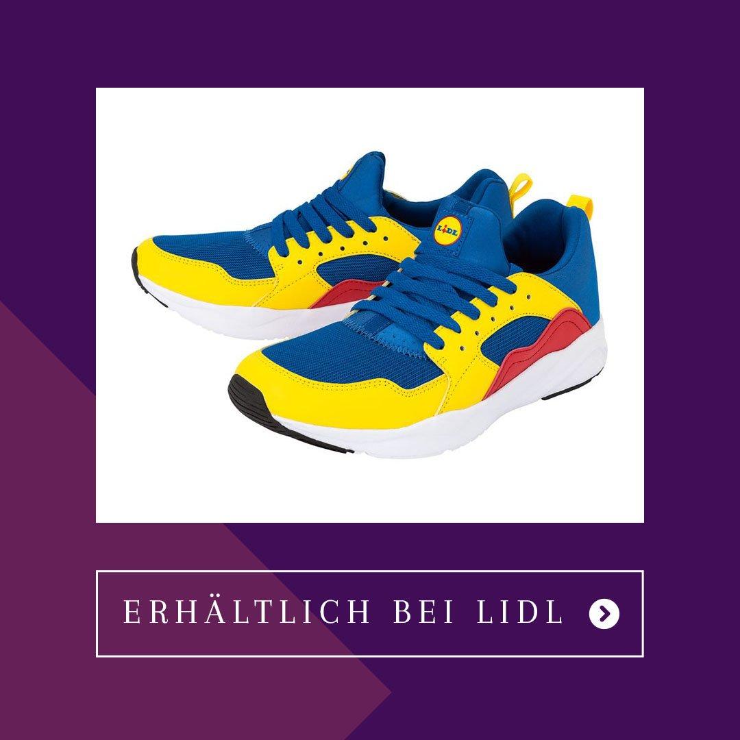 Lidl Fashion Kollektion Sneaker