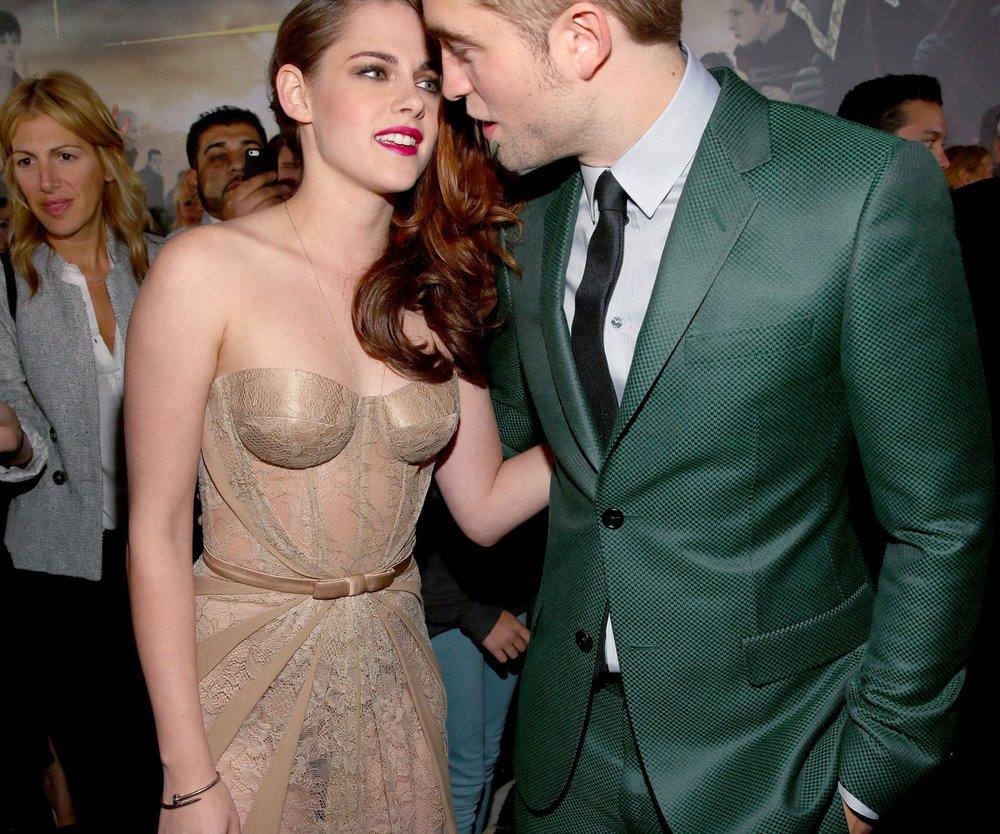 Robert Pattinson: Von Kristen Stewart besessen?