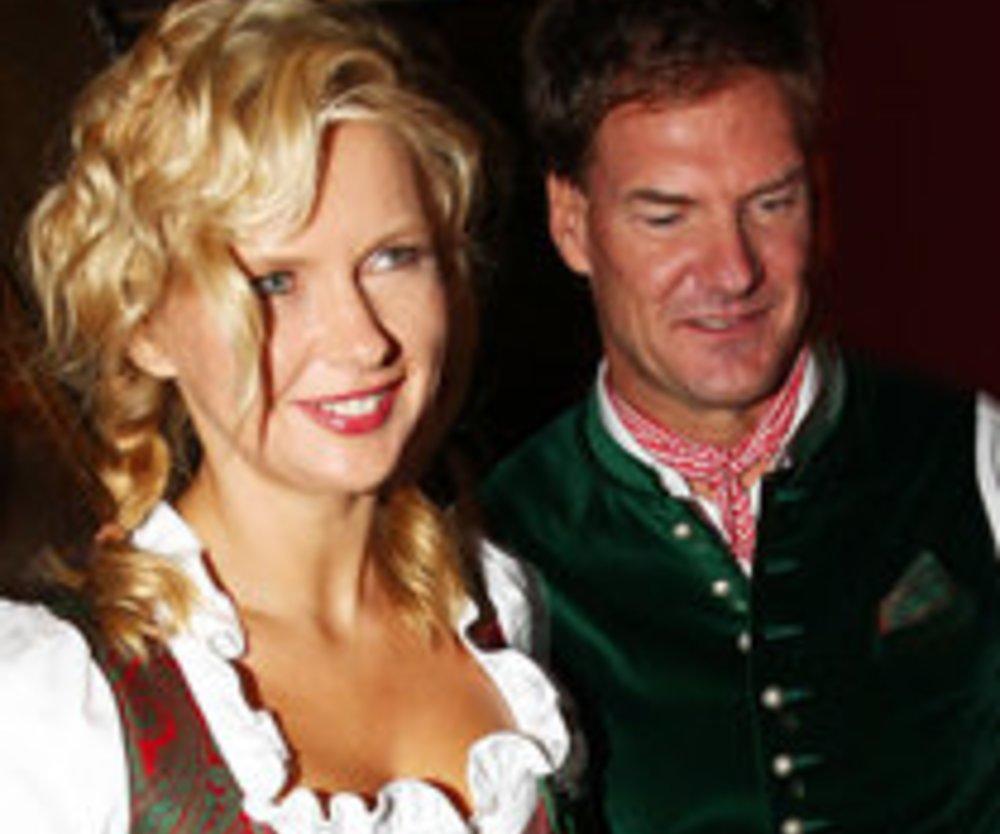 Oktoberfest 2009: Promis feiern auf der Wiesn