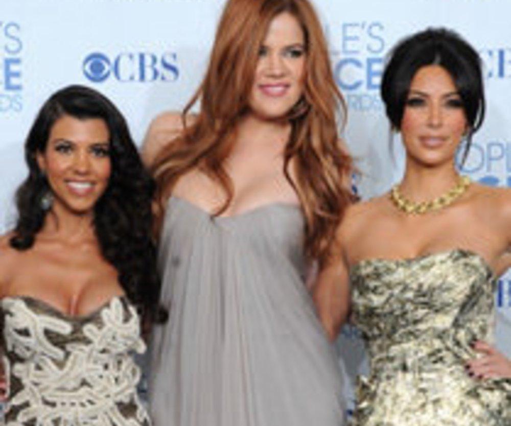 Kim Kardashian präsentiert Critics' Choice Awards 2011
